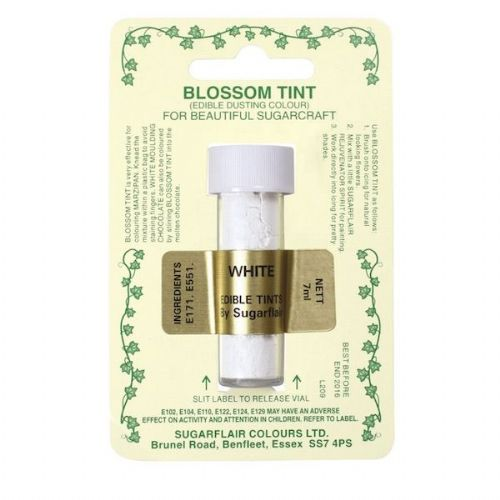 Blossom Tint Dusting Colours - White